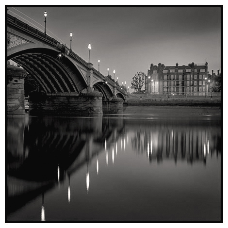 battersea bridge night study 7