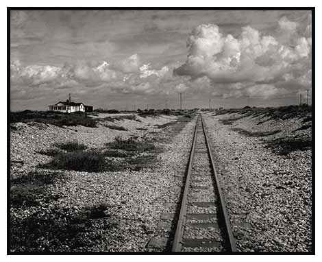 railway track dungeness